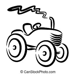 tractor Logo.