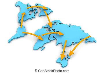 Trade network