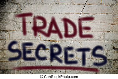 Trade Secrets Concept