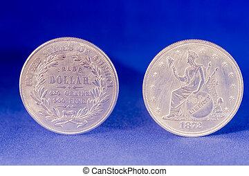 Trade silver dollar