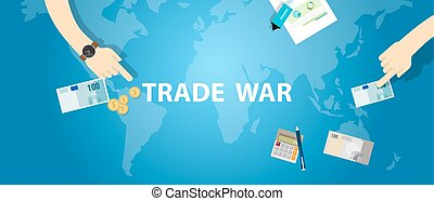 trade war tariff business global exchange international