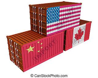 Trade with USA