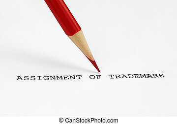 Trademark assignment