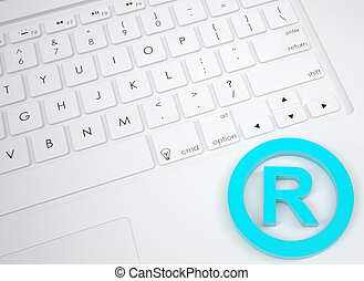 Trademark symbol on the keyboard