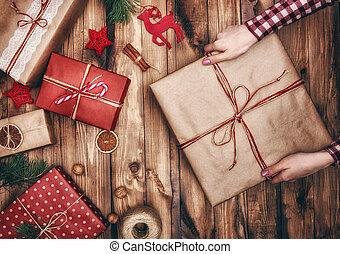 tradições, natal familiar