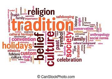 tradición