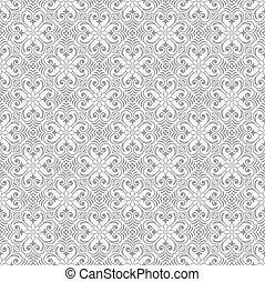 tradicional, papel parede, seamless