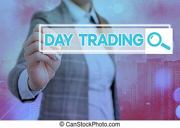 trading., sicurezze, esposizione, connection., strumenti, tecnologia, acquisto, finanziario, foto, web, testo, concettuale, digitale, ricerca, informazioni, vendita, specificatamente, futuristico, rete, segno, giorno