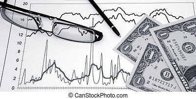 Trading stocks - A concept of trading with stocks on the...