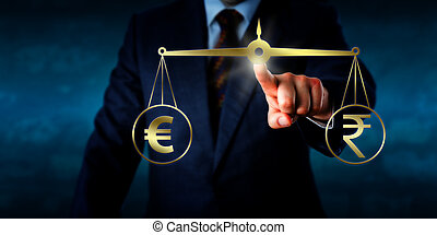 Trading The Euro At Par With The Indian Rupee - Investor ...
