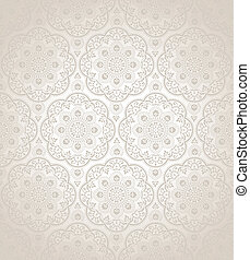 Tradition seamless vector wallpaper