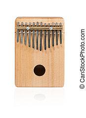 Traditional African instrument Kalimba