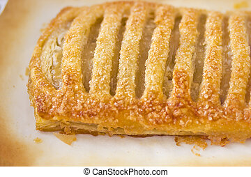traditional apple strudel recipe - a traditional apple...