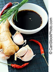 traditional asian ingredients