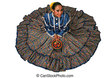 Traditional Chihuahua costume