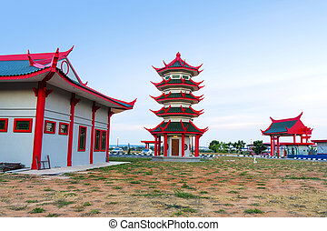 traditional chinese building