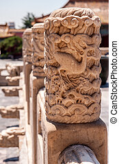 Traditional Chinese carving