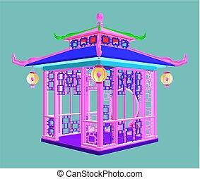 Traditional Chinese Gazebo Ga...