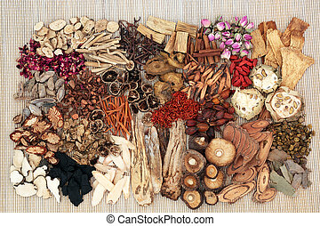 Traditional Chinese Herb Selection - Traditional chinese ...