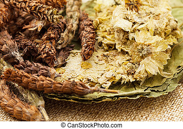 Traditional chinese herbal