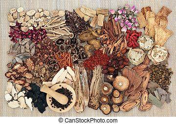 Traditional Chinese Herbs - Traditional chinese herbs used ...