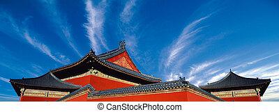 Traditional Chinese Palace Architec