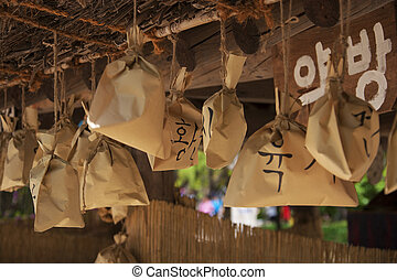 Traditional culture in south Korea, Astrological