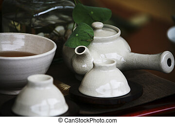 Traditional culture in south Korea, Tea ceremony