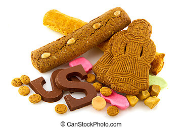 Traditional Dutch delicacy for Sinterklaas holidays - ...