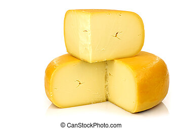 traditional Dutch Gouda cheese - traditional Dutch Gouda...