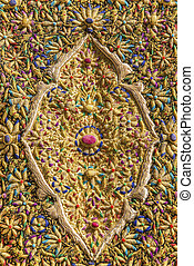 traditional embroidery in jerusalem israel