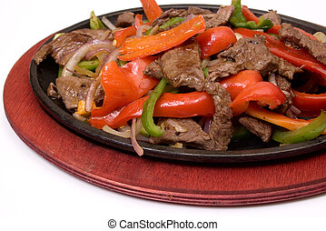 fajitas - traditional fajitas