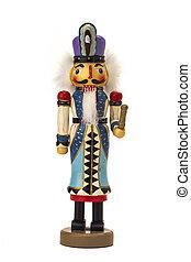 Figurine Christmas Nutcracker - Traditional Figurine...