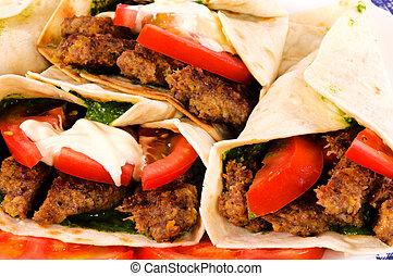 Traditional food - Turkish traditional food