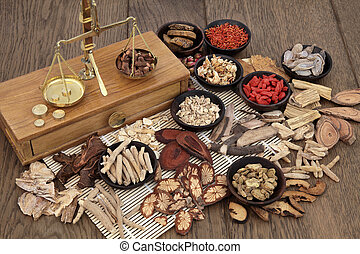Traditional Herbal Medicine - Traditional chinese herb ...