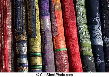 Traditional Indian Fabrics