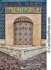 Traditional Islamic architecture in Doha, Qatar