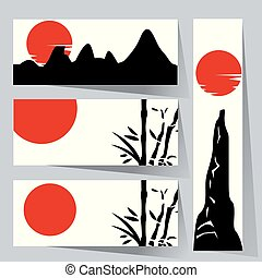 Traditional Japanese painting