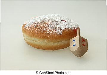 Traditional Jewish holiday food
