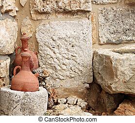 Traditional Lebanese Jars