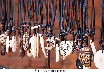 Traditional Nepalese Amulets