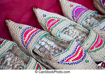 Traditional Nepalese Shoes