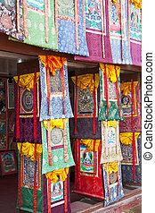 Traditional Nepalese Thanka Painting Handicraft