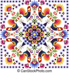 polish traditional pattern