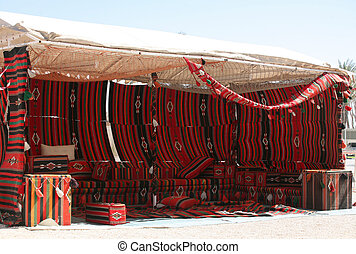 Bedouin tent & Many bedouin tents in the desert of morocco pictures - Search ...