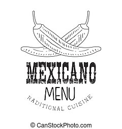 Traditional Restaurant Mexican Food Menu Promo Sign In ...