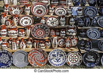 Traditional Romanian Ceramics 3