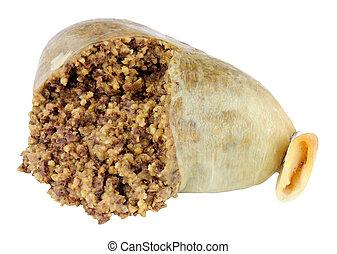 Traditional Scottish Haggis - Traditional Scottish haggis...