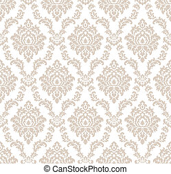 Traditional seamless background - Traditional seamless...