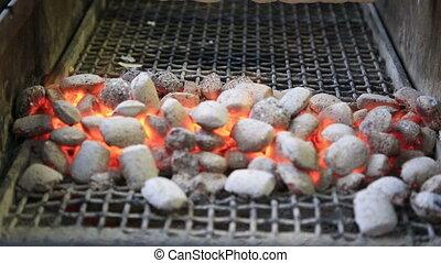 Traditional Slavic sweet food Trdelnik - Trdelnik,...